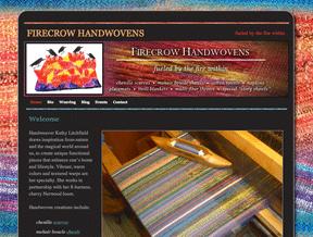 www.firecrowhandwovens.com