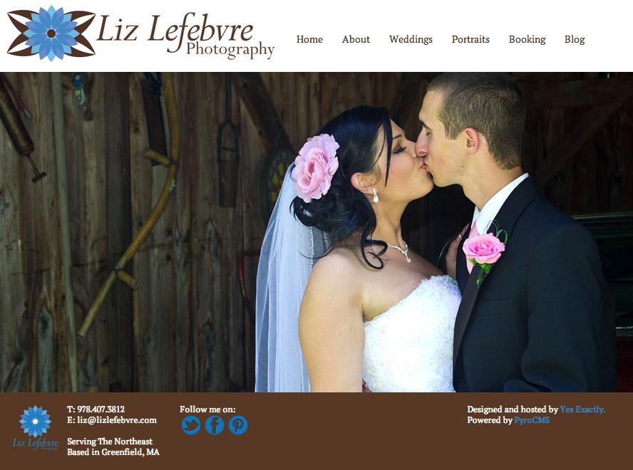 Liz Lefebvre