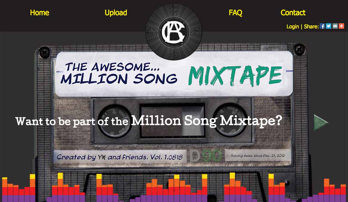 million song mixtape