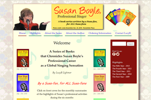 Susan Bolye Professional Singer