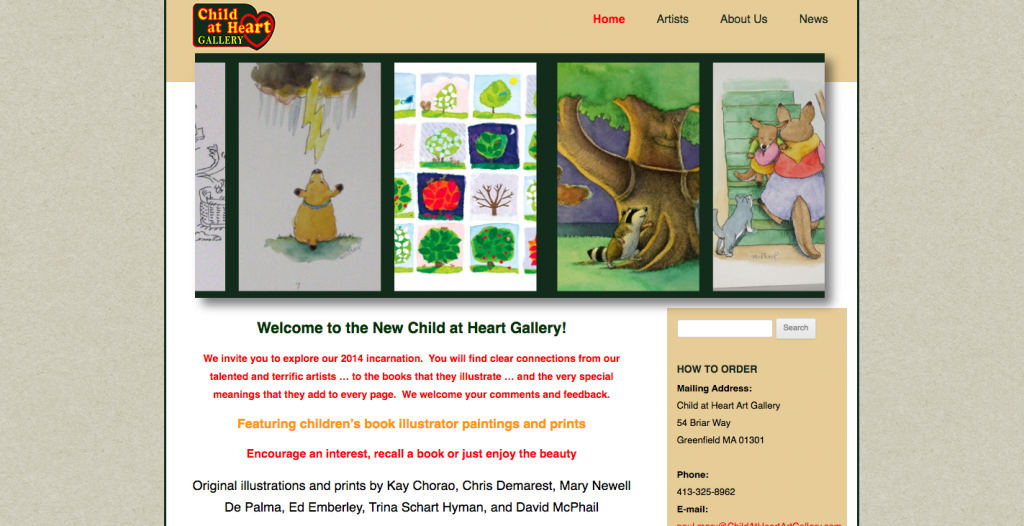 Child at Heart Gallery