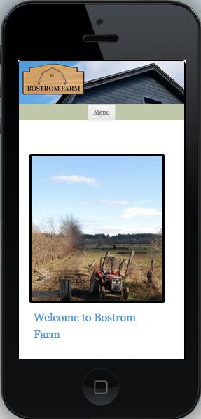 Bostrom Farm phone