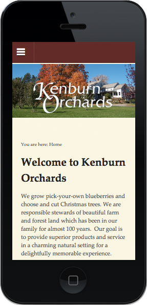 Kenburn Orchards phone