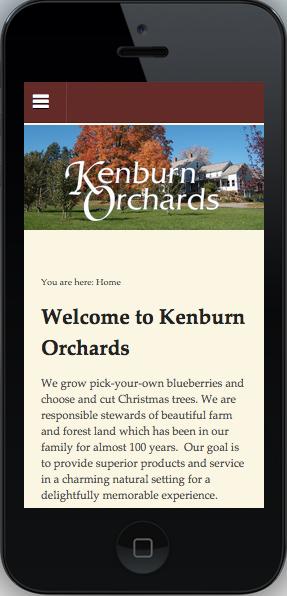 Kenburn Orchards phone