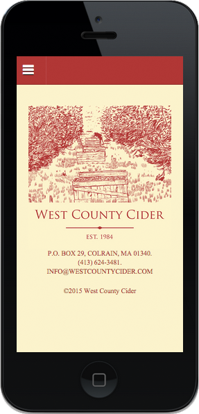 West County Cider phone