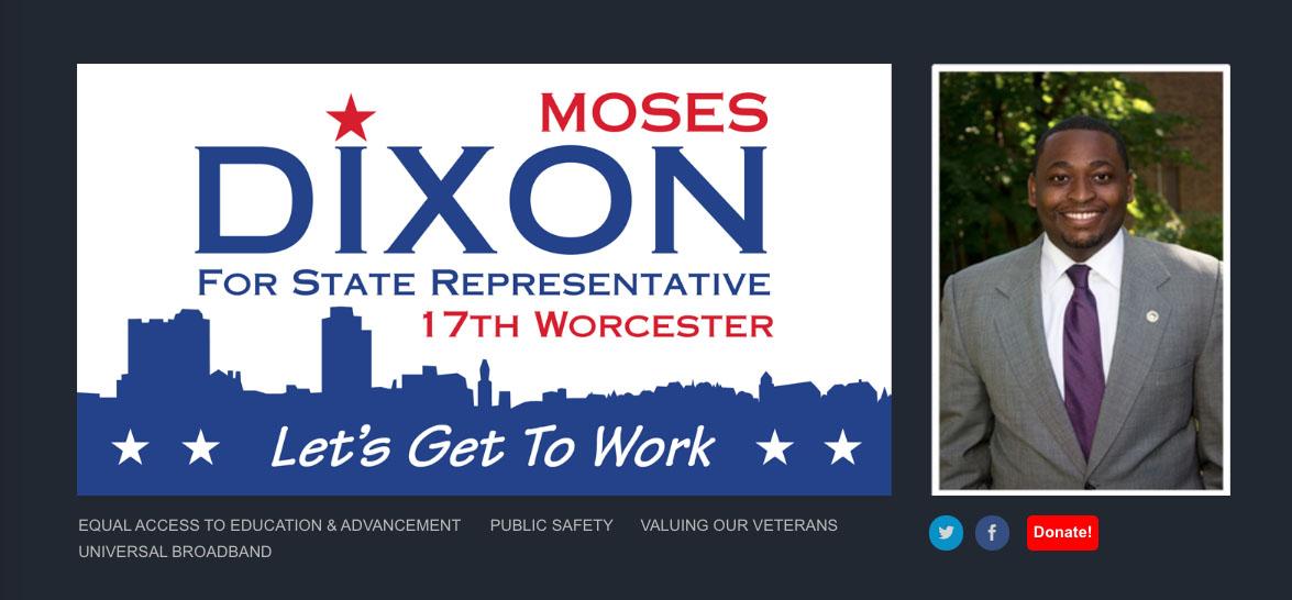Moses Dixon Screen