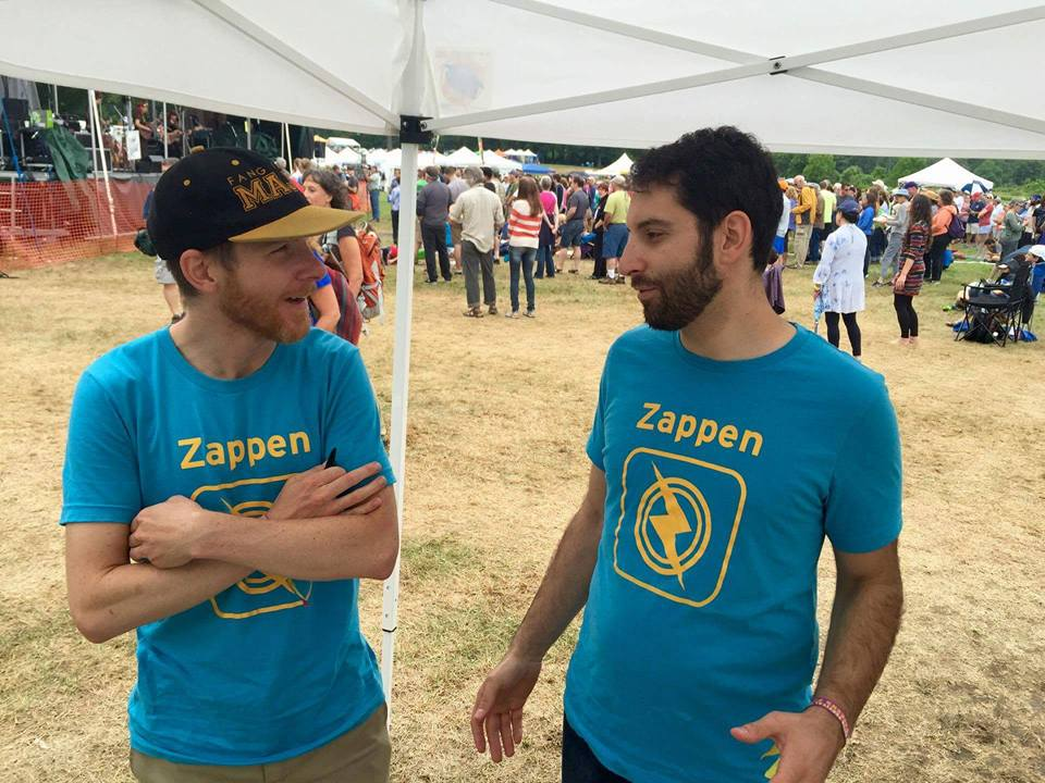 """Zappen Bros"" Josh and Justin"
