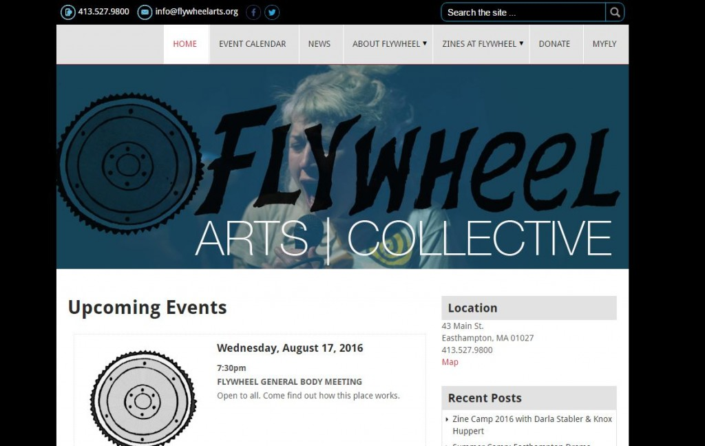 flywheelarts.org