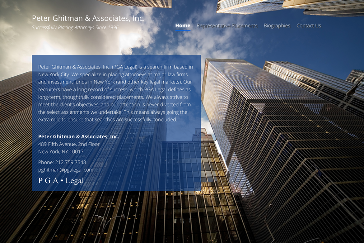 Peter Ghitman & Associates